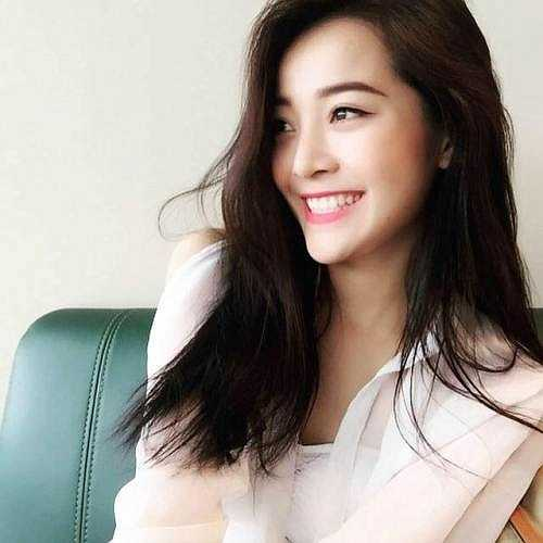 Thần tượng của cô bạn là nữ diễn viên Trương Ngọc Ánh.