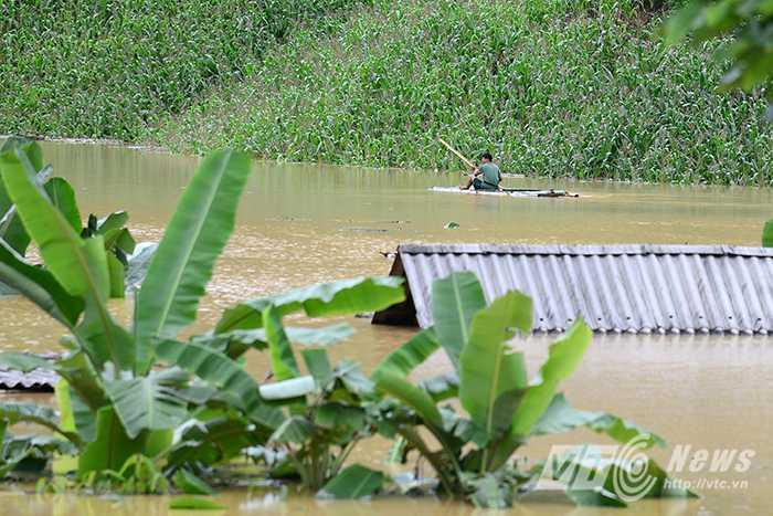 Trận lũ ống xảy ra vào sáng 1/8, quét qua huyện Tuần Giáo (Điện Biên) đã khiến nhiều khu vực tại địa phương này bị ảnh hưởng nặng nề.