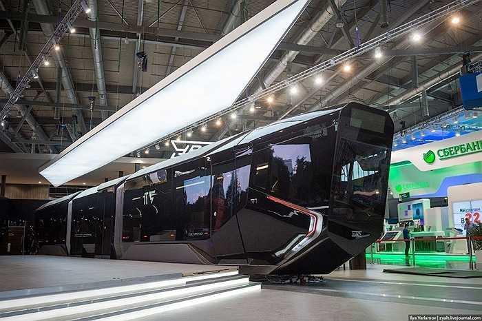 Yekaterinburg, Omsk và Moscow là những thành phố được cho là đang muốn lắp đặt loại tàu điện ngầm này