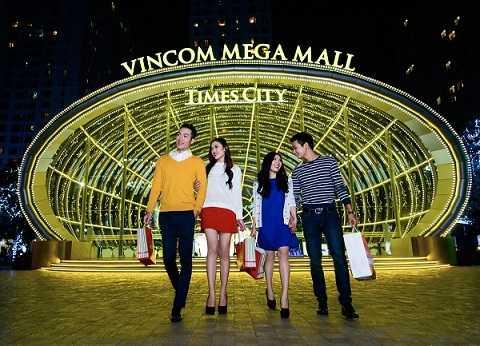Các TTTM Vincom luôn là điểm đến mua sắm - vui chơi giải trí đẳng cấp được yêu thích của người dân