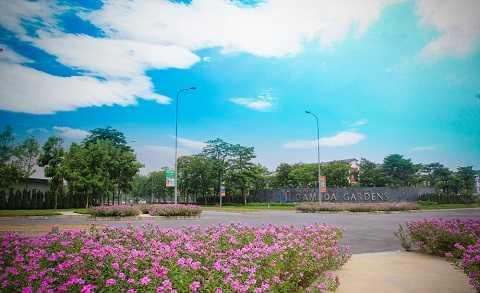 Môi trường sống lý tưởng tại Khu đô thị Gamuda Gardens