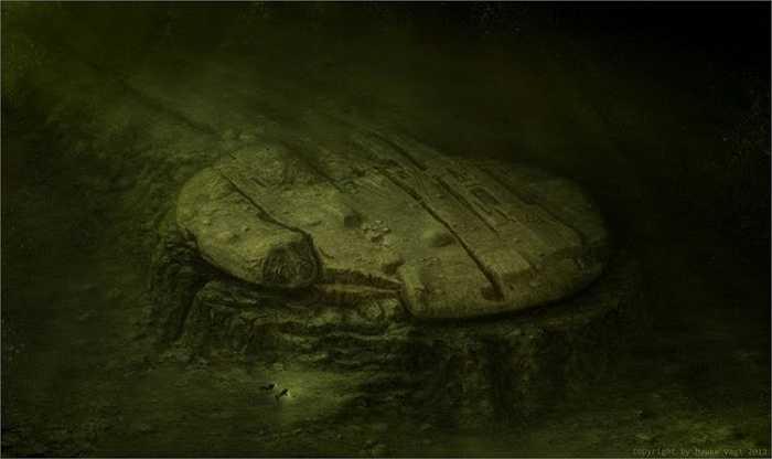 Các nhà khoa học đang phân vân một vật thể lạ nằm dưới sâu của biển Baltic liệu có phải đã tồn tại từ trước khi Kỷ Băng Hà xảy ra hay nó là một phần thiết bị chống tàu ngầm của Đức Quốc Xã. Bất cứ một người thợ lăn nào lại gần bán kính 198,12 mét xung quanh vật thể này thiết bị của họ đều ngừng hoạt động, họ có thể nghe thấy tín hiệu âm thanh cường độ cao gần nó
