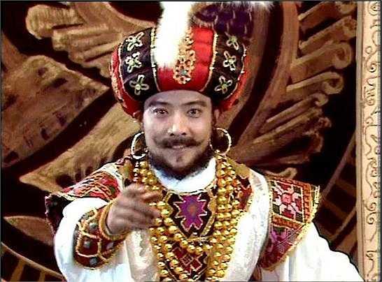 Cung Minh - quốc vương Châu Tử quốc: Cung Minh ngoài đảm nhiệm vai quốc vương Châu Tử trong tập 20 – Tôn Hầu xảo hành y, ông còn vào vai Vương tiểu nhị.