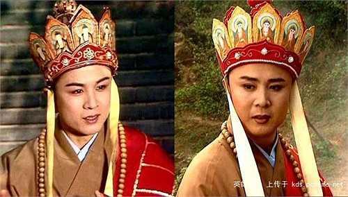 Vẻ đẹp của Đường Tăng trong phim không những hút hồn những yêu nữ mà còn khiến bao thế hệ khán giả mê mẩn.