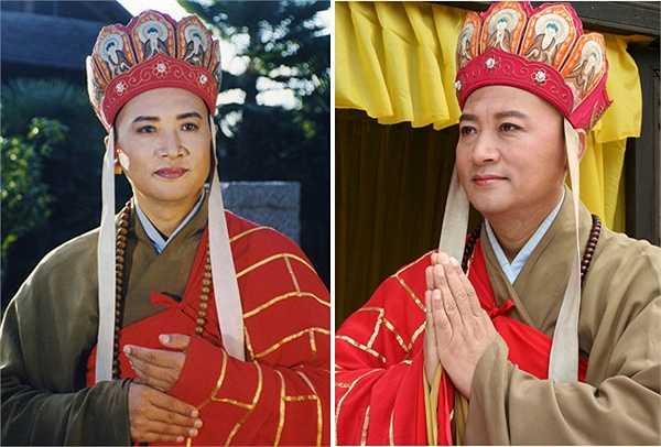 Hình tượng nhân vật Đường Tăng của Trì Trọng Thụy được xem là rất hợp với yêu cầu kịch bản của phần sau phim Tây Du Ký.