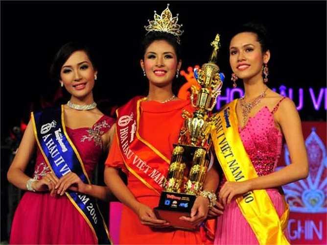 Hoa hậu Việt Nam 2010 như một dấu mốc lớn trong đời Ngọc Hân.
