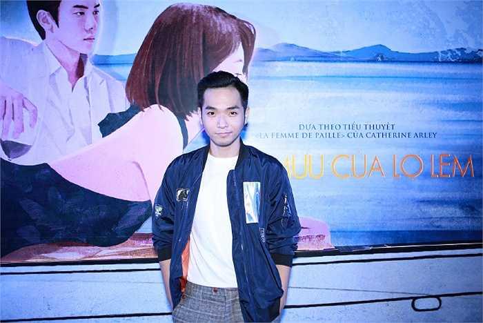Phạm Hồng Phước cũng góp mặt tại sự kiện.