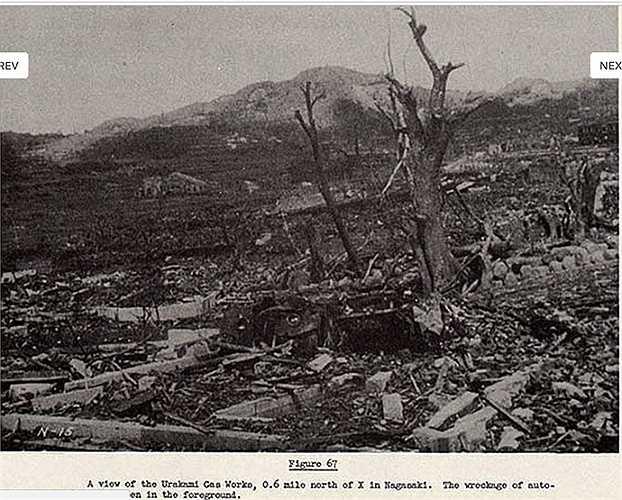 Hai quả bom nguyên tử đã cướp đi sinh mạng của hơn 246,000 người. Sau đó, nhiều người khác cũng đã chết do bỏng, bức xạ và các bệnh khác