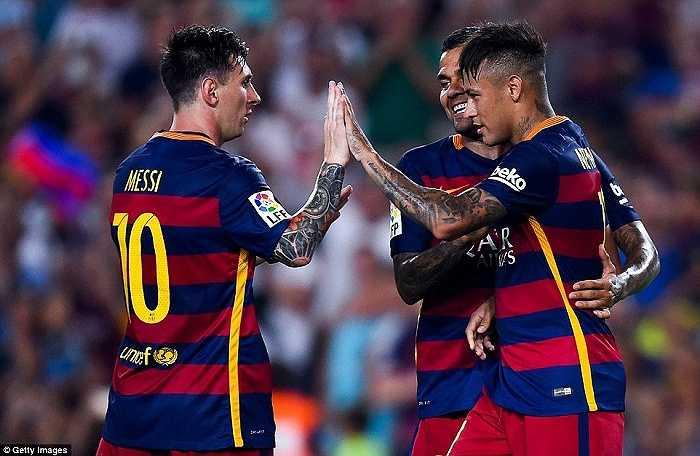Có MSN, Barca hướng tới mục tiêu bảo vệ chức vô địch Champions League mùa giải này