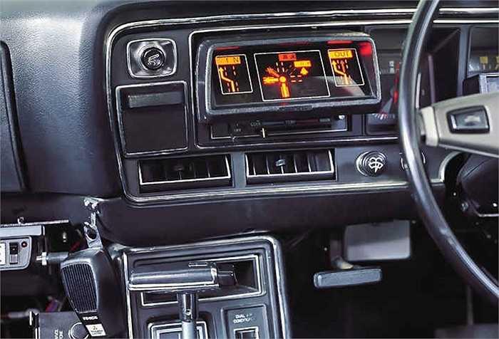Toyota phát triển ứng dụng giao thông phức tạp hơn 40 năm trước đây. Đầu những năm 1970, hệ thống kiểm soát giao thông chỉ được thấy trong 1 bộ phim, vậy mà Toyota đã thành công khi đưa nó vào sử dụng thực tế.