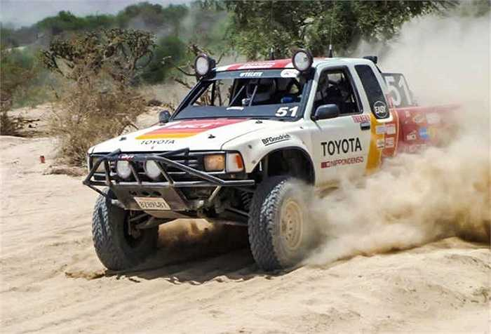 Chiếc xe đua đường trường của Toyota được đánh giá tốt nhất thế giới.