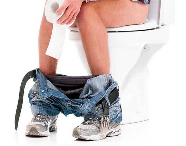 Các vấn đề tiêu hóa như như táo bón và tiêu chảy làm phiền bạn khi trong cơ thể chứa đầy độc tố.