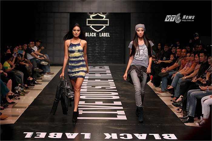 Ý tưởng phát triển cửa hàng thời trang Black Label cũng được đưa ra từ Harley-Davidson, hiện thuộc sở hữu và được quản lý độc quyền bởi Harley-Davidson of Saigon.