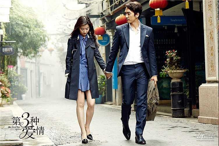 Ngoài đời, hàng loạt thông tin liên quan đến cặp đôi được truyền thông Hoa - Hàn đưa tin dày đặc như thể ăn theo ngày bộ phim sắp ra mắt vào 30.9 tới.