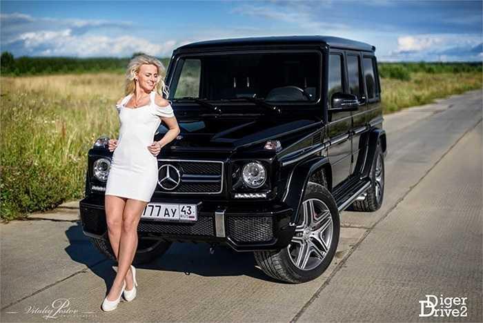 Mercedes đã bán được 44.376 xe trong năm 2013 và doanh số bán tiếp tục tăng trưởng ở mức 10,8% trong năm 2014, với gần 50.000 xe được người Nga đặt mua. (Quốc Lâm)