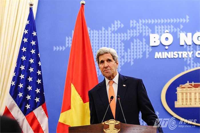Hai Bộ trưởng đã nói về rất nhiều vấn đề giữa Việt Nam và Mỹ