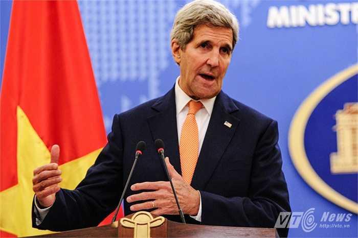 An ninh hàng hải, hợp tác quốc phòng, đàm phán TPP, nhân quyền, giáo dục..