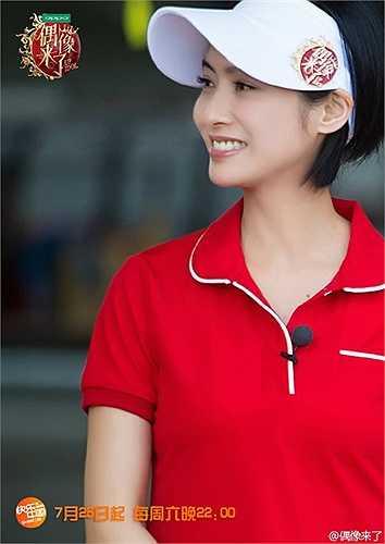 Ngay sau khi những hình ảnh hậu trường của Chu Ân được tung lên mạng, nhiều người đã tán thưởng vẻ đẹp ngọt ngào của mỹ nhân Đại thoại Tây Du.