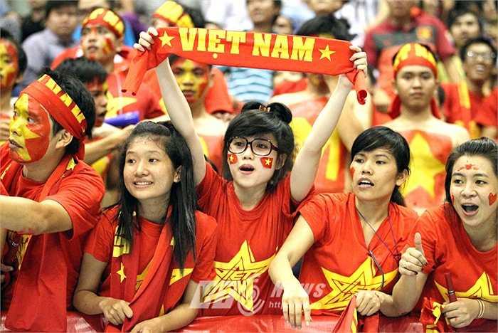 Chúng ta có quyền hy vọng những đỉnh vinh quang mới của futsal Việt Nam ở đấu trường châu lục. (Ảnh: Quang Minh)