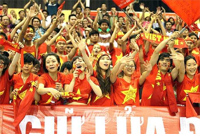 Đây là bước đệm quan trọng để futsal Việt Nam  hiện thực hóa giấc mơ World Cup. (Ảnh: Quang Minh)