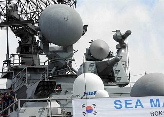 Chuyến thăm của tàu khu trục Wang Geon góp phần củng cố và tăng cường mối quan hệ hữu nghị giữa Việt Nam và Hàn Quốc nói chung và quân đội hai nước nói riêng.
