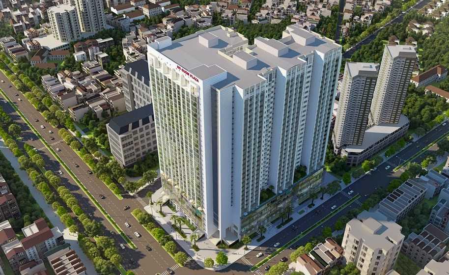 Thanh toán chỉ từ 35 triệu/tháng sở hữu ngay căn hộ cao cấp Hồ Gươm Plaza