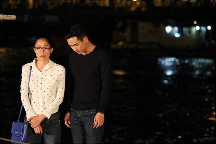 Sánh vai cùng Hứa Vĩ Văn trong phim là cô bạn gái tin đồn Minh Khuê. Bén duyên cùng nhau từ bộ phim 'Váy hồng tầng 24', Hứa Vĩ Văn và Minh Khuê trở nên thân thiết và được dự đoán là cặp đôi đẹp của showbiz.