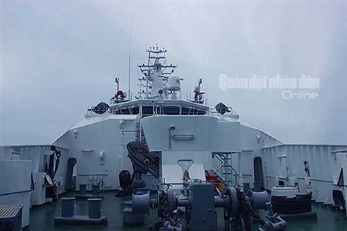 Đây là lớp tàu đa năng có thiết kế tiên tiến, hiện đại đáp ứng đầy đủ các tiêu chuẩn quốc tế, là một trong những con tàu hiện đại của Lực lượng Cảnh sát biển Việt Nam.