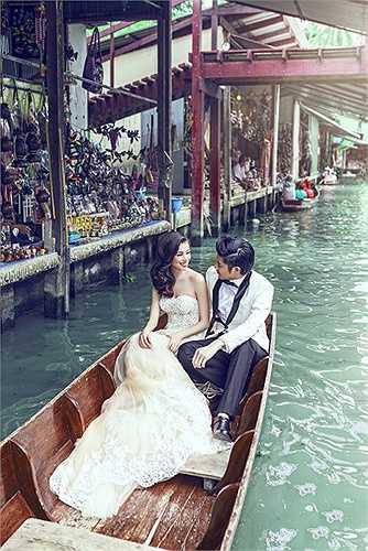 Cả hai cùng chung công ty quản lý và từng hợp tác ăn ý trong một số quảng cáo tại Việt Nam và Thái Lan.