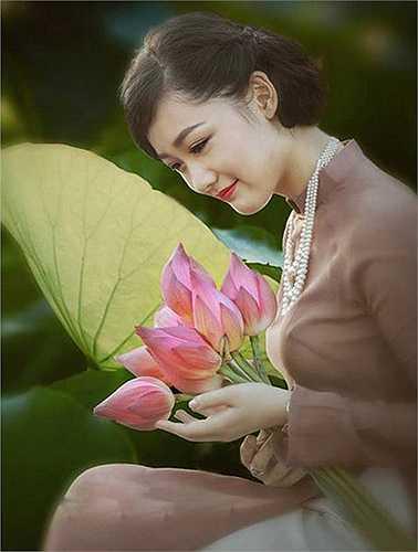 Những hình ảnh đáng nhớ của nữ BTV xinh đẹp dịu hiền