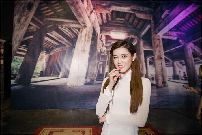 Sau khi đăng quang ngôi vị Á hậu, Huyền My tích cực tham gia các hoạt động xã hội.