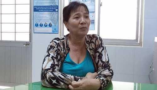 Bà Võ Thị Mỹ Lệ (cô ruột chị Duyên) kể lại vụ việc rúng động trong đêm.