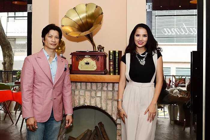 Ngắm cơ ngơi mới của cặp đôi Dustin Nguyễn - Bebe Phạm.