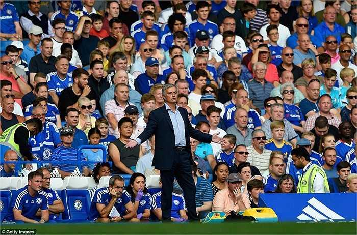 Mourinho tất nhiên không đồng ý với quyết định này bởi đội bóng của ông sẽ phải đối mặt với những bất lợi.