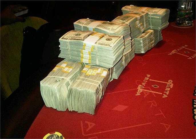 Sao quyền Anh thắng 500 nghìn Đô-la khi đánh bạc