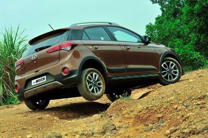 i20 Active đang là đối thủ được đánh giá nặng ký với Ford EcoSport