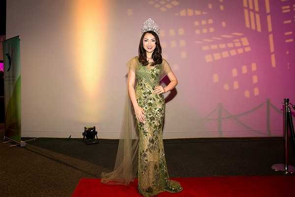 Cuối tuần qua, đêm chung kết cuộc thi Miss Asia American 2015 – Hoa hậu châu Á tại Mỹ đã được diễn ra