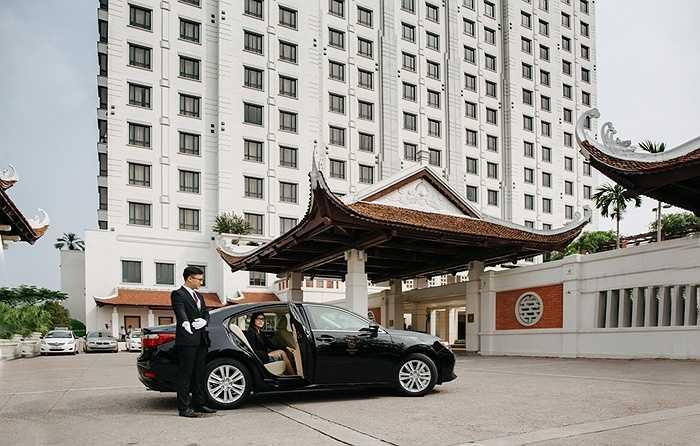 Đây là lần đầu tiên Lexus Việt Nam hợp tác với một khách sạn 5 sao nhằm nâng cao chuỗi giá trị của Lexus và Khách sạn Sheraton.
