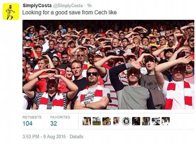 Đau đáu chờ đợi màn trình diễn cho ra hồn của Cech