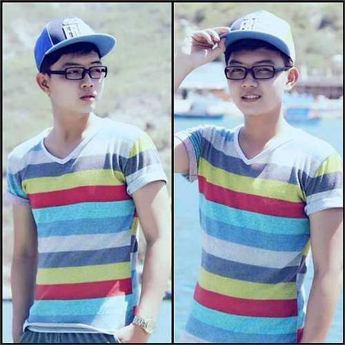 Sinh ra và lớn lên tại Hà Nội, chàng trai từng đạt giải teen ăn ảnh cuộc thi Teen Model 2010, top 10 zingmodel 2009,...