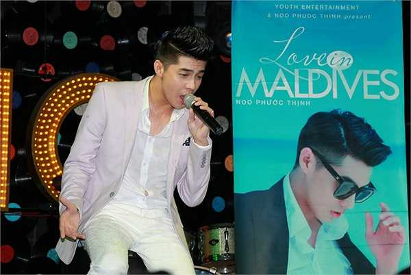 Noo Phước Thịnh là một trong những nam ca sĩ hot nhất showbiz những năm gần đây, vì vậy anh nhận được rất nhiều lời mời đóng phim. Tuy nhiên, do chưa đủ tự tin vào khả năng diễn xuất, Noo chưa dám nhận lời
