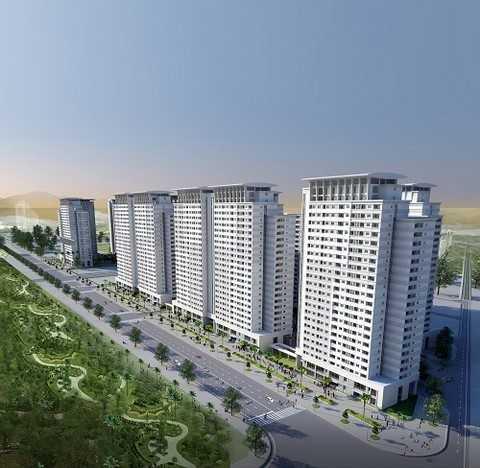 Mỗi căn hộ đều được thiết kế lô-gia rộng rãi, có mặt ngoài tiếp xúc với khu thấp tầng cùng công viên cây xanh thông thoáng tạo tầm nhìn mở rộng về các hướng.