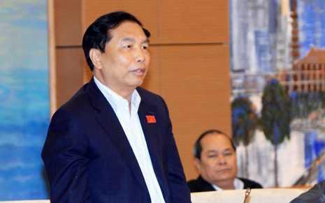 Trưởng ban dân nguyện của Quốc hội Nguyễn Đức Hiền