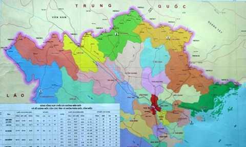 Biên giới trên đất liền giữa Việt Nam và Trung Quốc. Ảnh: Bộ Ngoại giao Việt Nam