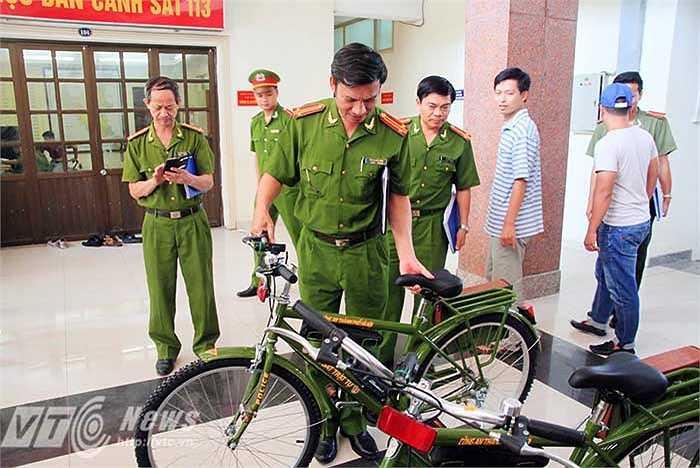 72 chiếc xe đạp tuần tra đặc chủng đã được Công an Tp Hà Nội bàn giao về 12 phường thuộc 12 quận trên địa bàn Thành phố. Công an phường Tràng Tiền (Hoàn Kiếm) là đơn vị đầu tiên ra mắt mô hình này.