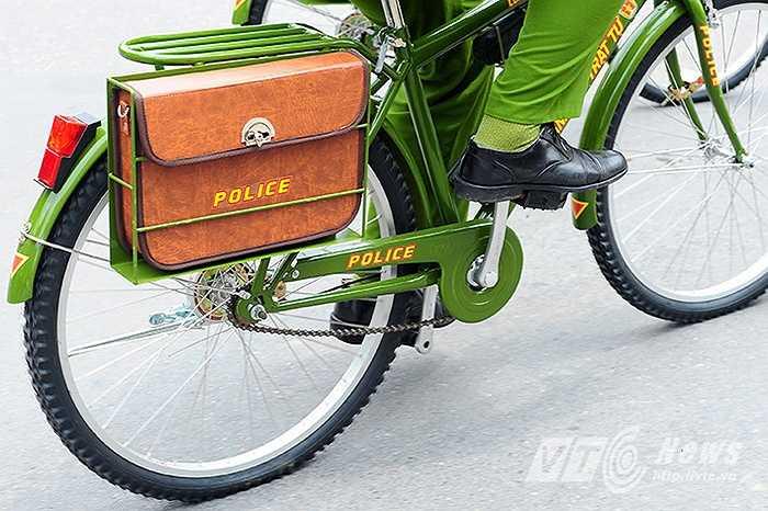 Công an thành phố Hà Nội cho biết, với việc sử dụng xe đạp để tuần tra kiểm soát, lực lượng cảnh sát trật tự phường sẽ có điều kiện tiếp cận các ngõ ngách, đường phố nhỏ. Từ đó dễ gần gũi vận động, tuyên truyền, nhắc nhở trực tiếp đến từng người dân trên địa bàn.