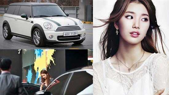 Suzy - Miss A: BMW Mini Cooper Clubman (25.000-35.000 USD)