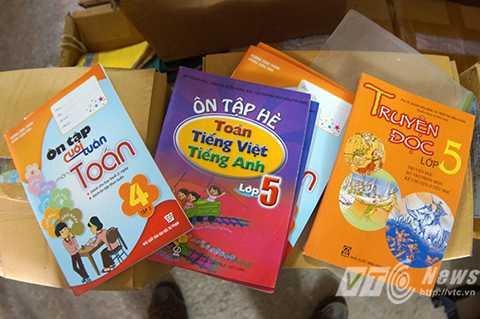 Những cuốn sách giả, in nhái sách của NXB Giáo dục