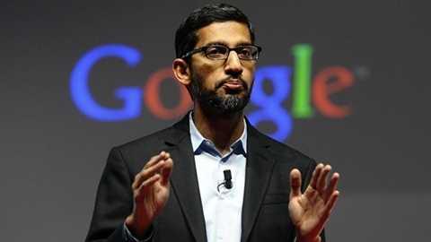 Sundar Pichai hứa hẹn sẽ giúp Google thành công hơn trong tương lai