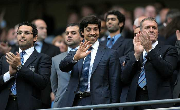 Tài sản của Sheikh Mansour lên tới 20 tỷ bảng.